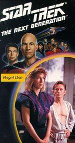 TNG 015 US VHS