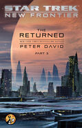 The Returned, Part 3 cover