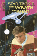 The Wrath of Khan issue 1 cover RI