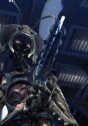 Xindi-Insectoid rifle