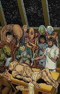 Leonard McCoy, Frontier doctor, image intérieure intro delcourt