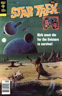 Planet of no life comic