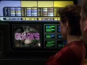 Quark's Werbung