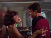Riker meets Minuet