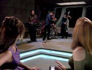 Riker spielt Jazz
