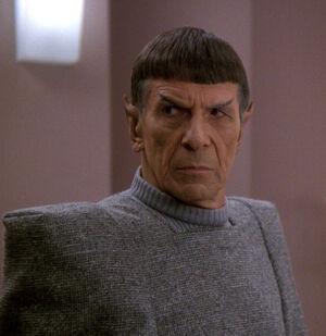Spock, 2368