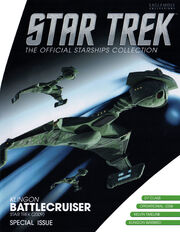 Star Trek Official Starships Collection issue SP13