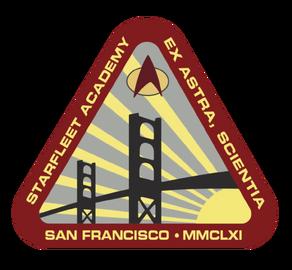 Starfleet Academy logo 2368