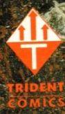 Trident Comics logo