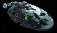 Voyager Borgified