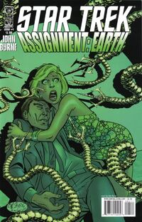 Assignment Earth issue 4