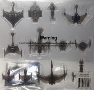 Attack Wing Cloaked Ship Pack