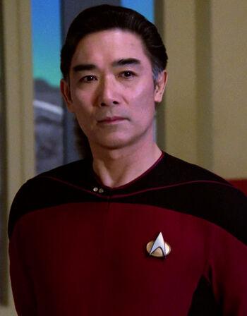 TAC Officer Chang