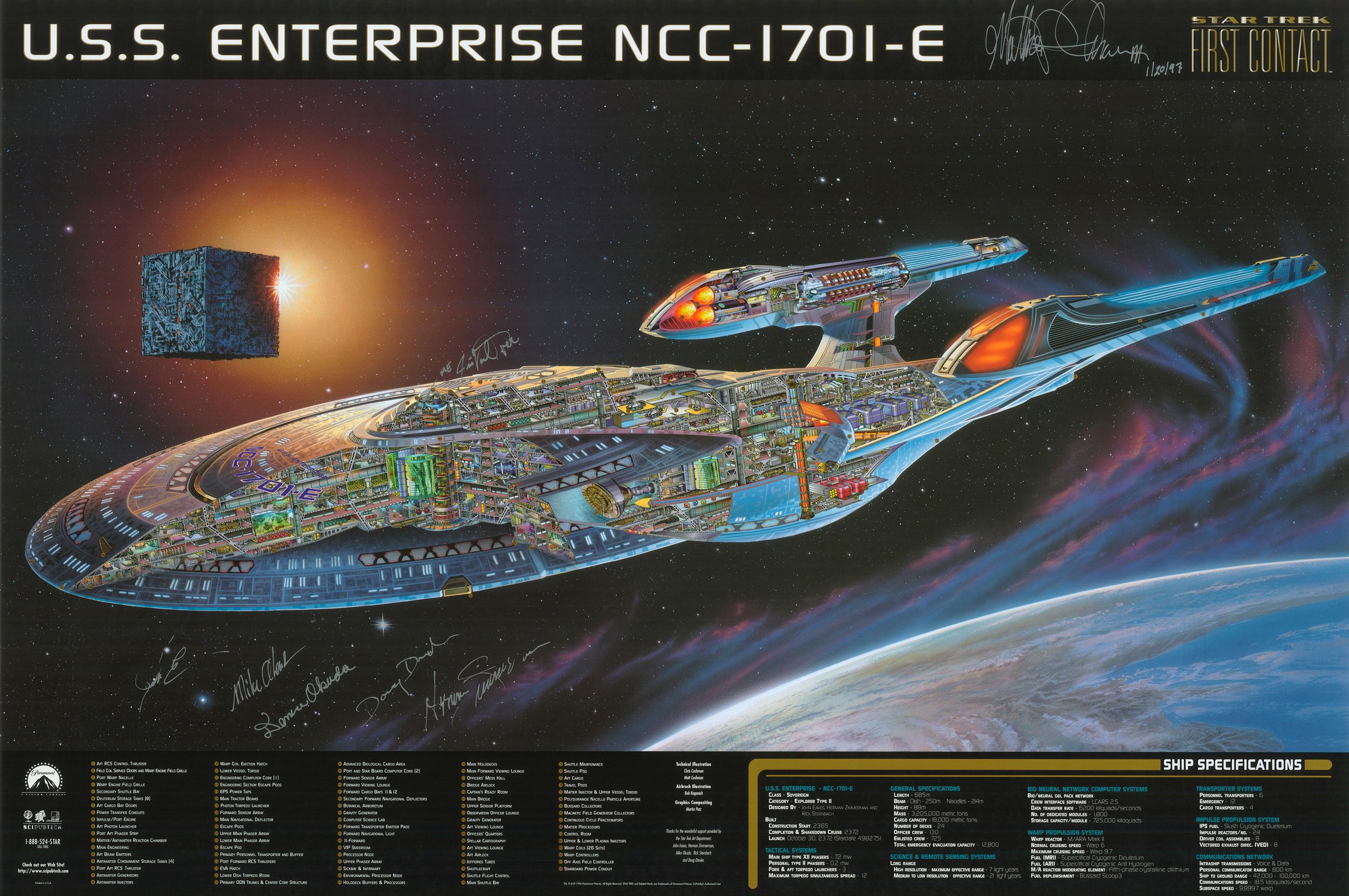 image enterprise ncc 1701 e cutaway poster jpg memory alpha