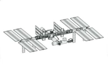 Sketch found in library computer of the USS <i>Enterprise</i>