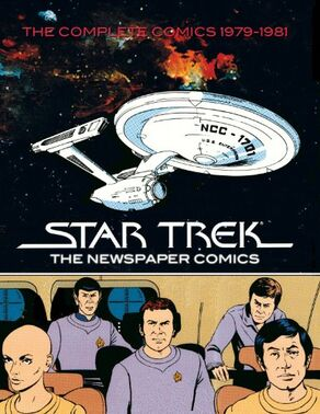 Star Trek Newspaper Strip Vol 1 cover.jpg
