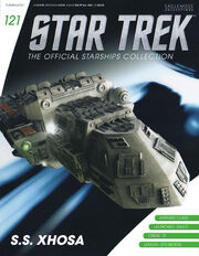 Star Trek Official Starships Collection issue 121