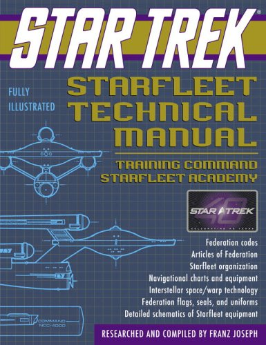 Star Trek Star Fleet Technical Manual Ed5