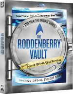 The Roddenberry Vault cover