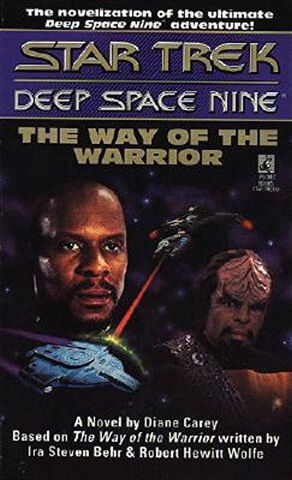 The Way of the Warrior (novel cover).jpg