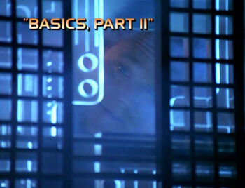 Basics, Part II title card