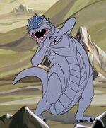 Canopus III dinosaur hit