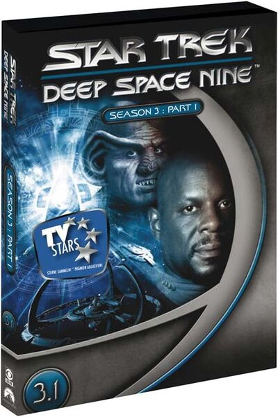 DS9 Staffel 3-1 DVD