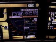 Karte von Romulanischer Neutraler Zone auf Wissenschaftsstation