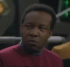 ...as Ensign Kelly
