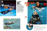 Remco Star Trek toys