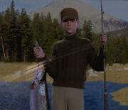 Riker fishing, remastered