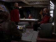 Siskos Befragung gibt Worf Hoffnung
