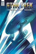 Star Trek Boldly Go, issue 11