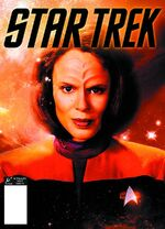 Star Trek Magazine US issue 53 PX cover