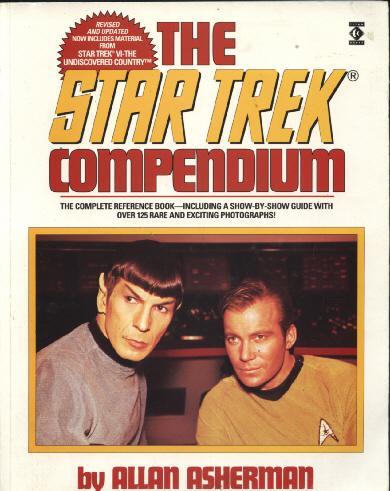 The Star Trek Compendium UK Ed4