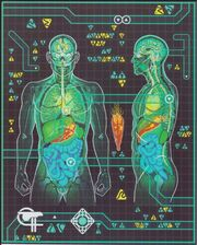 Trill Medical Diagram