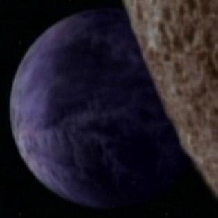 Valo I and its third moon