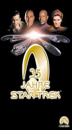 35 Jahre Star Trek VHS