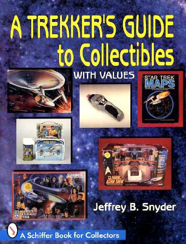 A Trekkers Guide to Collectibles with Values