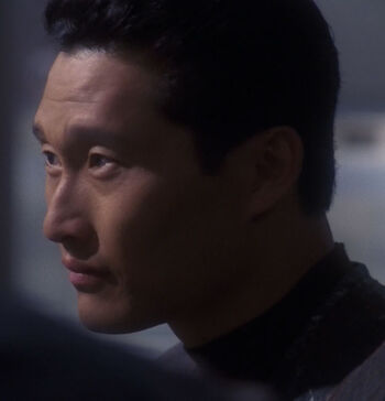 Corporal D. Chang