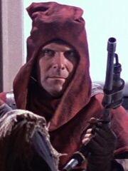 Mitglied der Galaktischen Armee des Lichts auf der Enterprise 7
