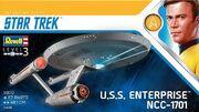 Revell Model Kit 04991 USS Enterprise 2019