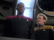 Sisko weigert sich Bajor zu verlassen