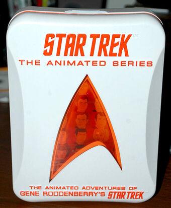 Star Trek: The Animated Series (DVD) | Memory Alpha | Fandom