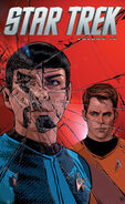 Star Trek, Vol 12 tpb cover