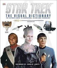 Star Trek Visual Dictionary cover