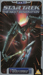 TNG 3.5 UK VHS cover
