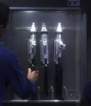Weapons locker, 2153
