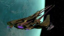 Xindi-Reptilian ship