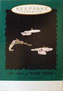 1995 Hallmark Ships of ST